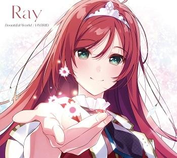 【マキシシングル】ラピスリライツ「Beautiful World/HYBRID」/Ray 【初回限定盤】(CD+グッズ)