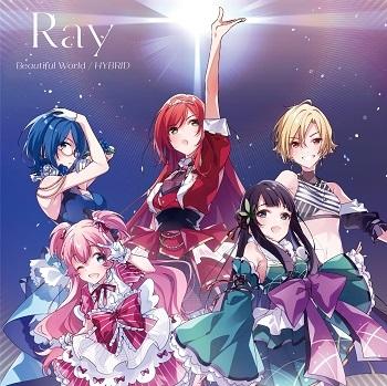 【マキシシングル】ラピスリライツ「Beautiful World/HYBRID」/Ray 【通常盤】(CD)