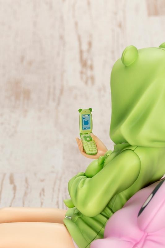 【フィギュア】とある科学の超電磁砲T 御坂美琴ゲコ太まみれver. 1/7スケール PVC塗装済み完成品【特価】 サブ画像6