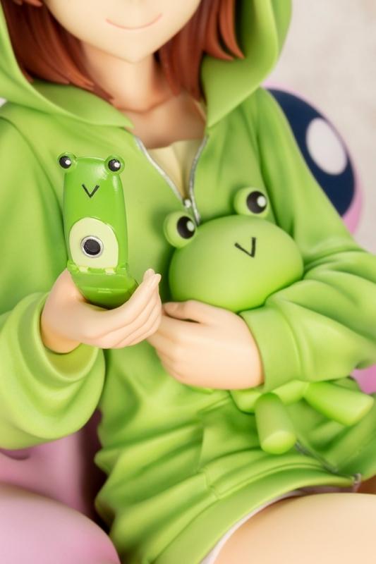 【フィギュア】とある科学の超電磁砲T 御坂美琴ゲコ太まみれver. 1/7スケール PVC塗装済み完成品【特価】 サブ画像7