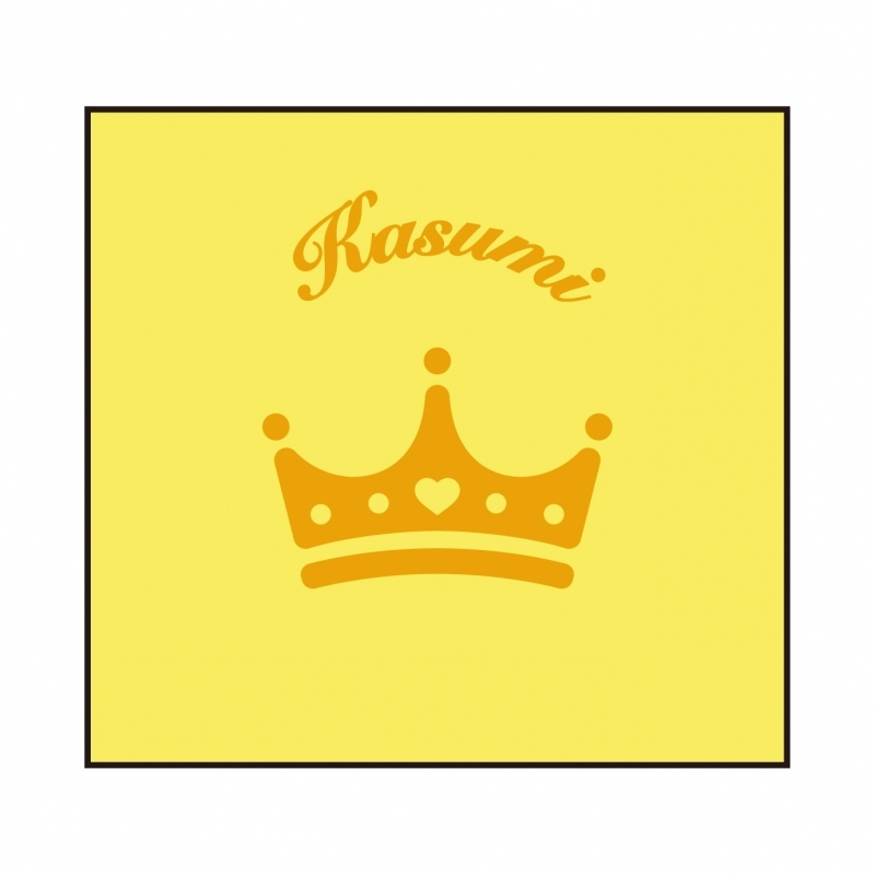 【グッズ-リストバンド】ラブライブ!虹ヶ咲学園スクールアイドル同好会 アイコンリストバンド 中須かすみ