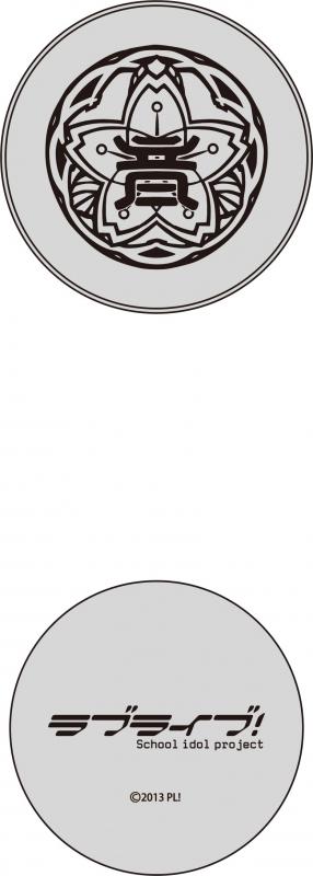 【グッズ-ピンズ】ラブライブ! アイコンピンズ 小泉花陽 サブ画像2