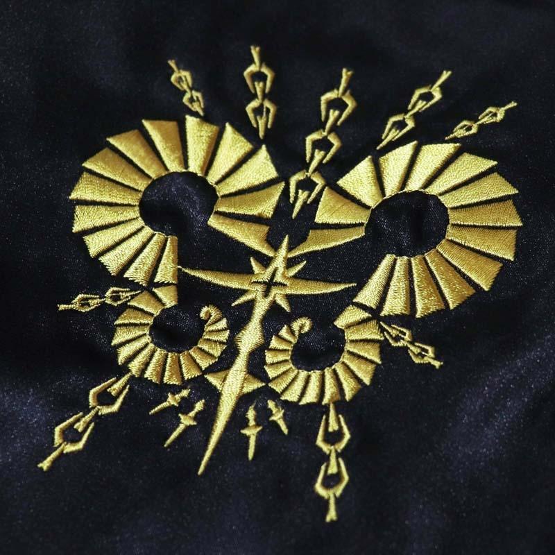 【グッズ-ウィンドブレーカー】Fate/Grand Order 絶対魔獣戦線バビロニア ギルガメッシュ スカジャン[M] サブ画像3