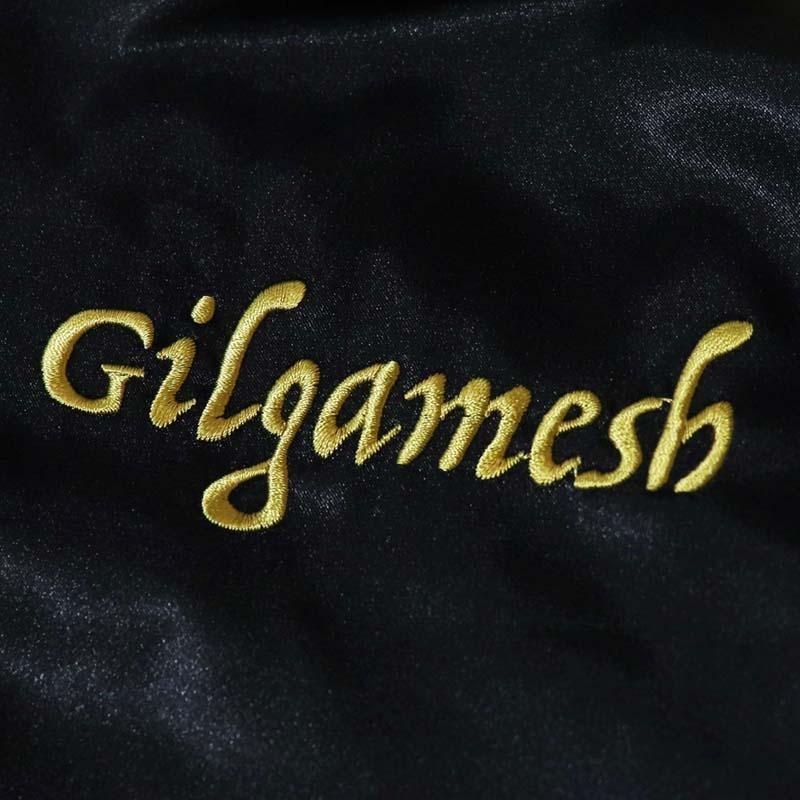 【グッズ-ウィンドブレーカー】Fate/Grand Order 絶対魔獣戦線バビロニア ギルガメッシュ スカジャン[M] サブ画像7