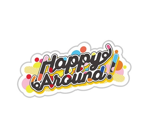 【マキシシングル】D4DJ 「Happy Music♪」/Happy Around! 【通常盤】 サブ画像2