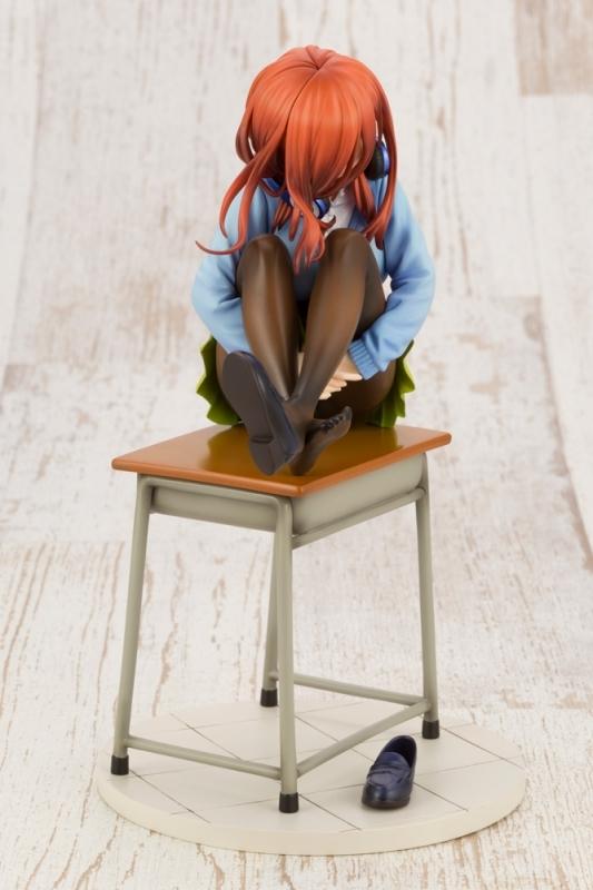 【フィギュア】五等分の花嫁 中野三玖 1/8スケール PVC塗装済み完成品【再販】【特価】 サブ画像6