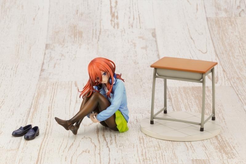 【フィギュア】五等分の花嫁 中野三玖 1/8スケール PVC塗装済み完成品【再販】【特価】 サブ画像10