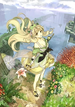 【PS4】アトリエ ~黄昏の錬金術士トリロジー~ DX プレミアムボックス サブ画像2