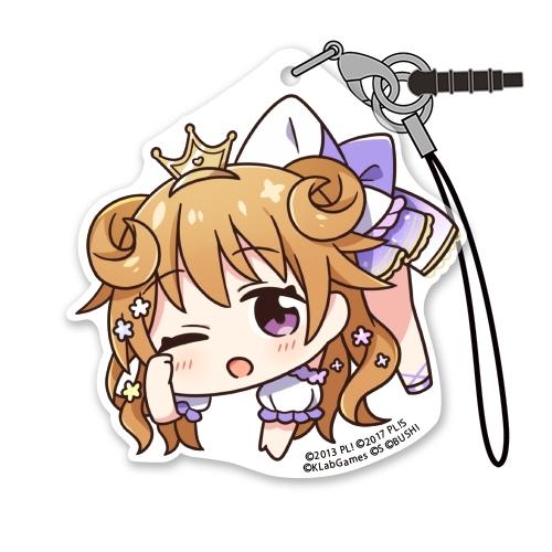 【グッズ-ストラップ】ラブライブ!虹ヶ咲学園スクールアイドル同好会 近江彼方 アクリルつままれストラップ