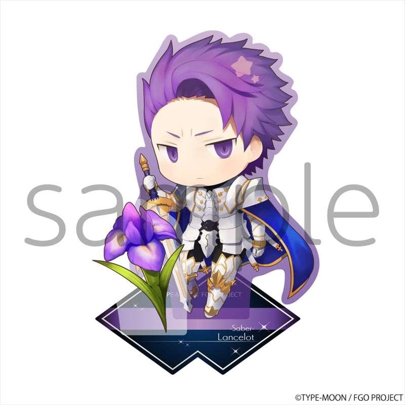 【グッズ-スタンドポップ】Fate/Grand Order きゃらとりあアクリルスタンド セイバー/ランスロット