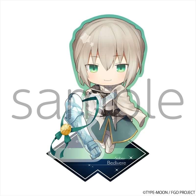【グッズ-スタンドポップ】Fate/Grand Order きゃらとりあアクリルスタンド セイバー/ベディヴィエール