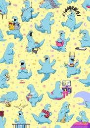 TVアニメ「ギャルと恐竜」 Vol.1発売記念 早期予約キャンペーン画像
