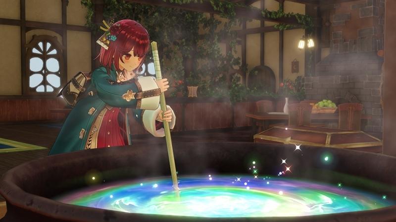 【PS4】ソフィーのアトリエ2 ~不思議な夢の錬金術士~ サブ画像2
