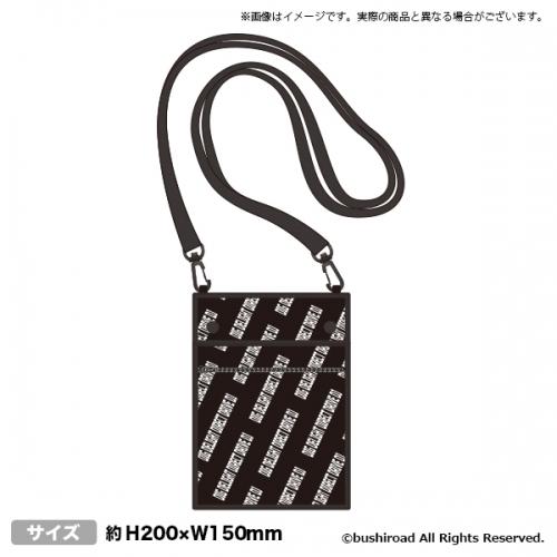 【グッズ-ストラップ】D4DJ ネックケース