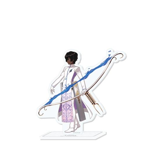 【グッズ-スタンドポップ】Fate/Grand Order バトルキャラ風アクリルスタンド(アーチャー/アルジュナ)