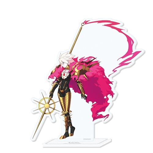 【グッズ-スタンドポップ】Fate/Grand Order バトルキャラ風アクリルスタンド(ランサー/カルナ)