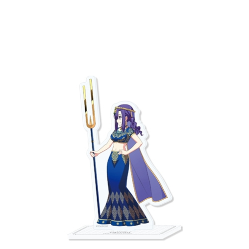 【グッズ-スタンドポップ】Fate/Grand Order バトルキャラ風アクリルスタンド(ランサー/パールヴァティー)