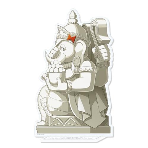 【グッズ-スタンドポップ】Fate/Grand Order バトルキャラ風アクリルスタンド(ムーンキャンサー/大いなる石像神)