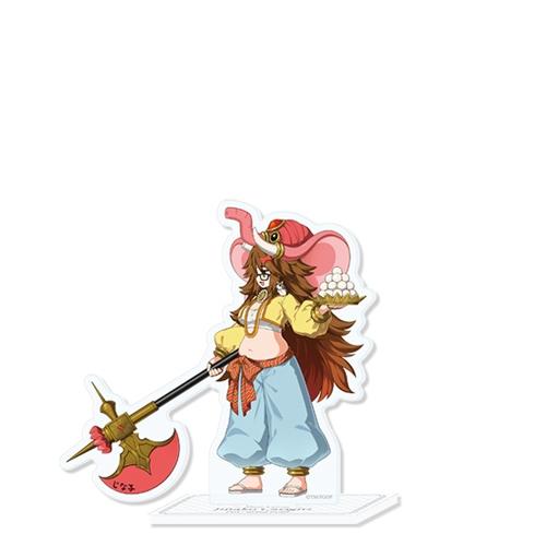 【グッズ-スタンドポップ】Fate/Grand Order バトルキャラ風アクリルスタンド(ムーンキャンサー/ジナコ=カリギリ)
