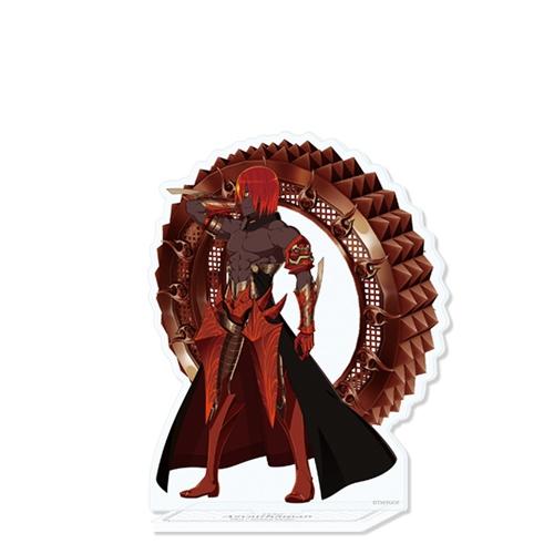 【グッズ-スタンドポップ】Fate/Grand Order バトルキャラ風アクリルスタンド(アーチャー/アシュヴァッターマン)