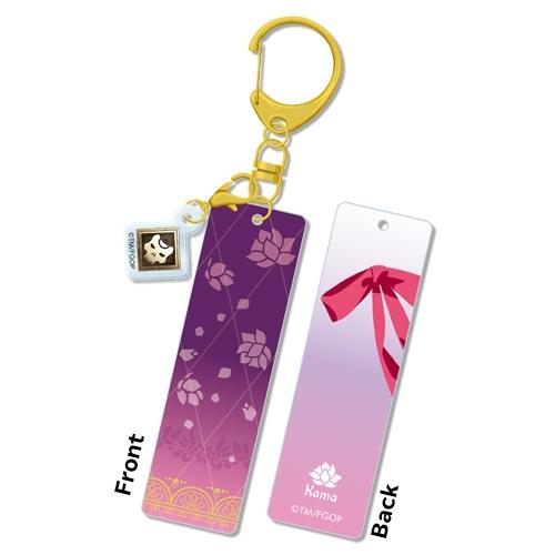 【グッズ-キーホルダー】Fate/Grand Order バーキーホルダー(アサシン/カーマ)