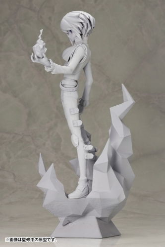 【フィギュア】プロメア リオ・フォーティア 1/7スケール PVC塗装済み完成品【特価】 サブ画像4
