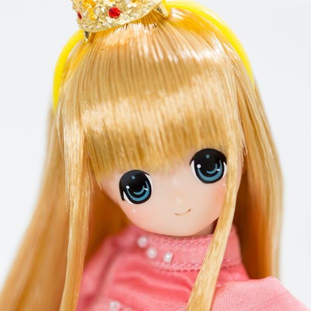 【アクションフィギュア】えっくす☆きゅーと 10th Best Selection Princess Chiika ~ツバメにのって~ (にっこり口ver.) サブ画像2