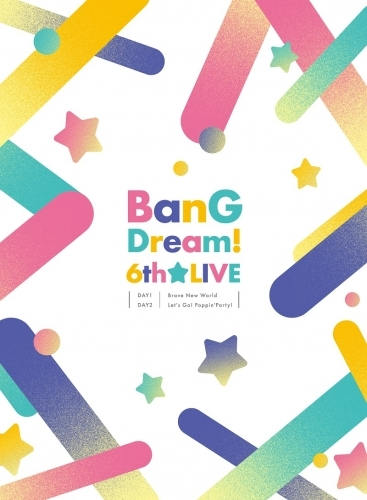 【Blu-ray】BanG Dream! 6th☆LIVE