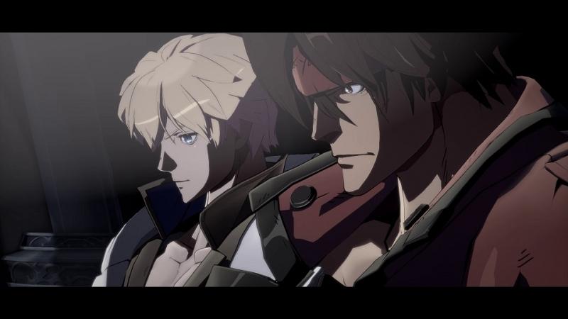 【PS4】GUILTY GEAR -STRIVE- サブ画像2