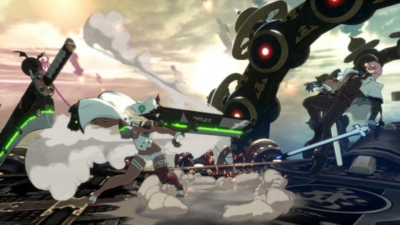【PS4】GUILTY GEAR -STRIVE- サブ画像3