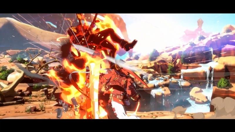 【PS4】GUILTY GEAR -STRIVE- サブ画像7