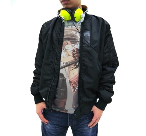 【グッズ-Tシャツ】ゴッドイーター2 レイジバースト アリサ フルグラフィックTシャツ ホワイト L サブ画像2