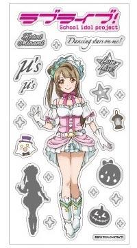 【グッズ-シール】ラブライブ!School idol project メタリックシール Dancing stars on me! Ver. 南ことり