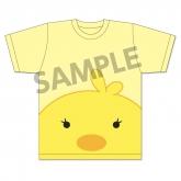 戦姫絶唱シンフォギアGX 響のヒヨコTシャツ XL
