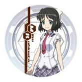 戦姫絶唱シンフォギアGX キャラクター BIG 缶バッジ 小日向 未来