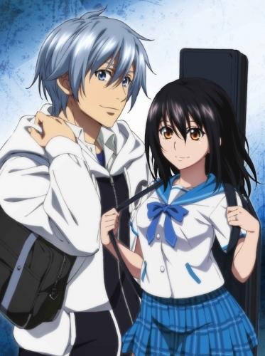 【Blu-ray一括購入】ストライク・ザ・ブラッド スペシャルOVA&ストライク・ザ・ブラッドⅣ OVA