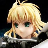 Fate/Zero セイバー&セイバー・モータード・キュイラッシェ 完成品フィギュア【再販】