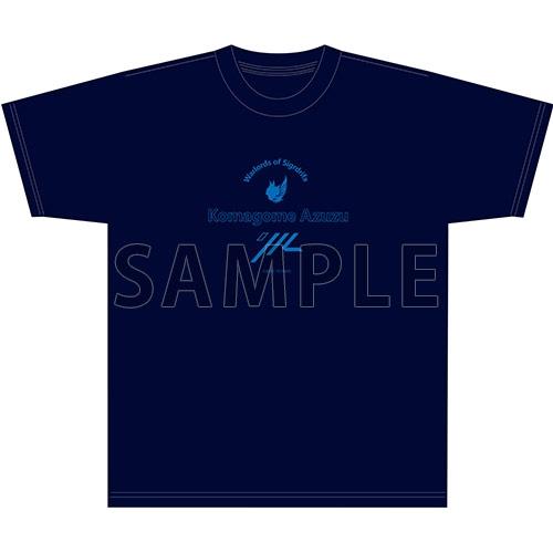 【グッズ-Tシャツ】戦翼のシグルドリーヴァ Tシャツ アズズ A【ゲーマーズ先行】