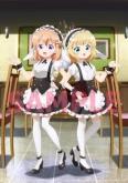 全巻購入特典:アニメ描き下ろしB2タペストリー(ココア・シャロ)