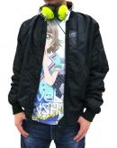 ラブライブ!サンシャイン!! 渡辺曜フルグラフィックTシャツ/WHITE-XL