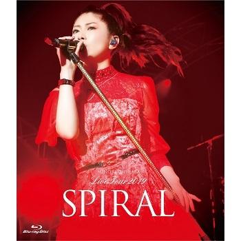 【Blu-ray】茅原実里/Minori Chihara Live Tour 2019 ~SPIRAL~