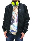 ラブライブ!サンシャイン!! 国木田花丸フルグラフィックTシャツ/WHITE-M