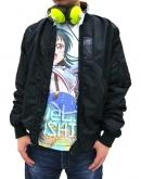 ラブライブ!サンシャイン!! 津島善子フルグラフィックTシャツ/WHITE-XL