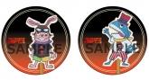 1~3巻連動購入特典:ウサギとサメの缶バッジ2個セット