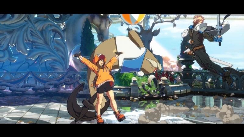 【PS4】GUILTY GEAR -STRIVE- ゲーマーズ限定版【オリジナルTシャツ/アクリルジオラマ 付き】 サブ画像8