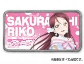 【グッズ-ワッペン】ラブライブ!サンシャイン!! 桜内梨子 脱着式フルカラーワッペン