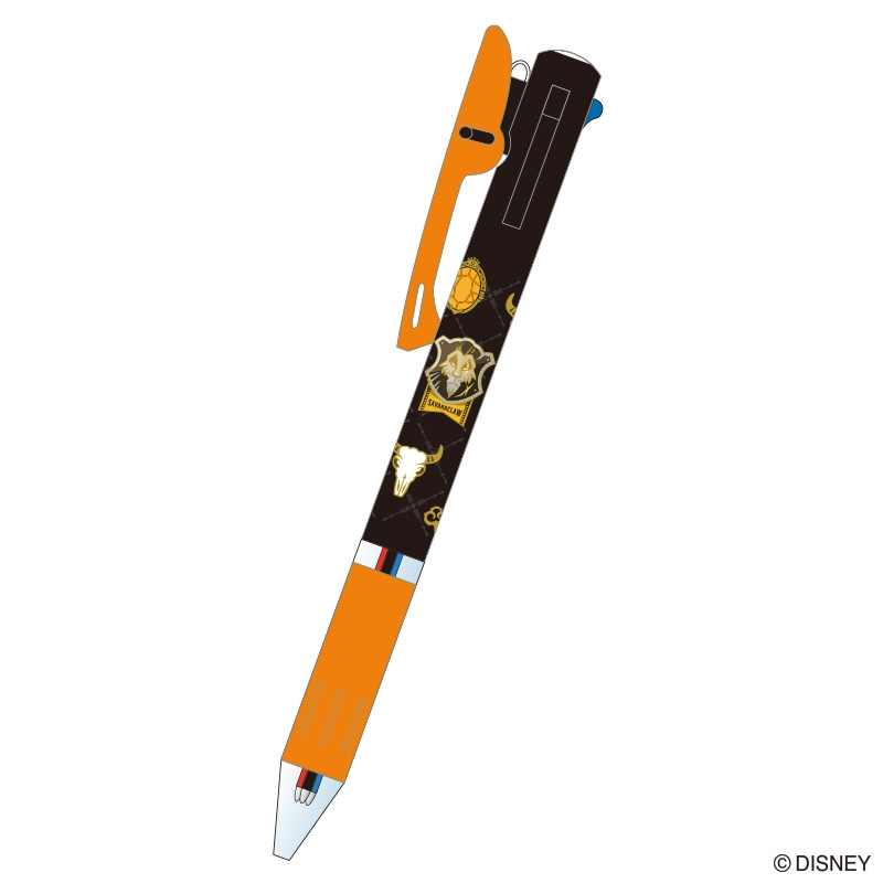 【グッズ-ボールペン】ディズニー ツイステッドワンダーランド ジェットストリーム/サバナクロー