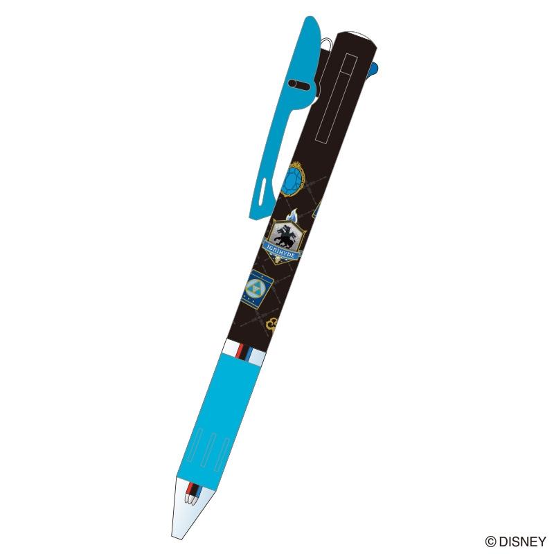 【グッズ-ボールペン】ディズニー ツイステッドワンダーランド ジェットストリーム/イグニハイド