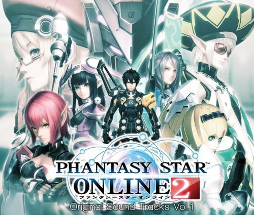【サウンドトラック】ゲーム ファンタシースターオンライン2 オリジナルサウンドトラック Vol.1