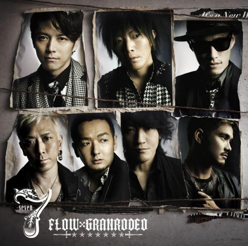 【主題歌】TV 七つの大罪 ED「7 -seven-」/FLOW×GRANRODEO 初回生産限定盤